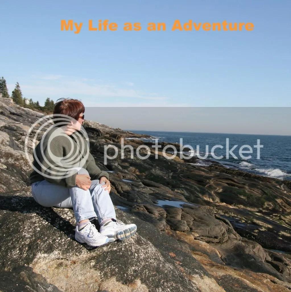 My Life as an Adventure