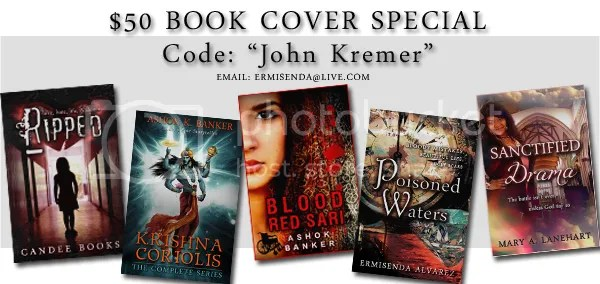 John Kremer special book cover offer