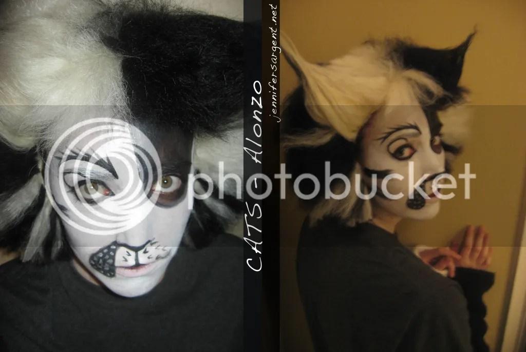 Alonzo Makeup
