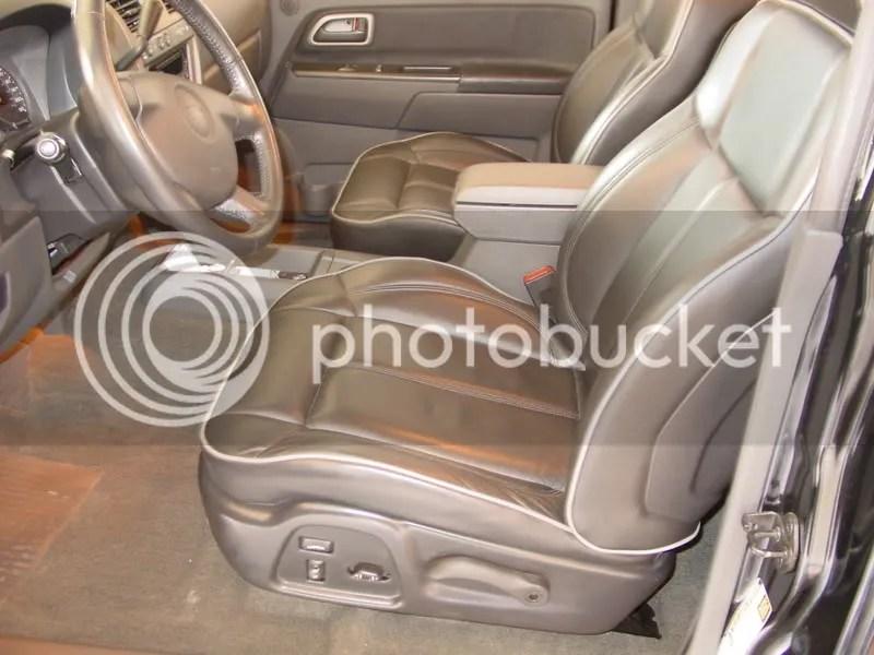 Hummer H3 Seats
