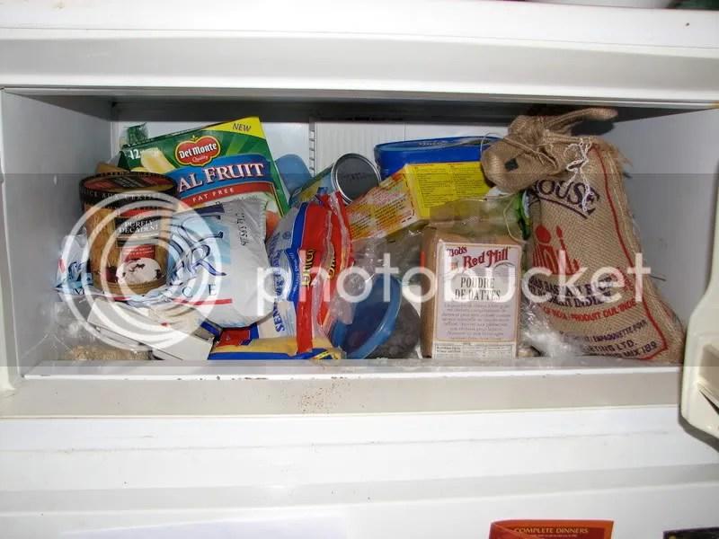 My Freezer September 8, 2008