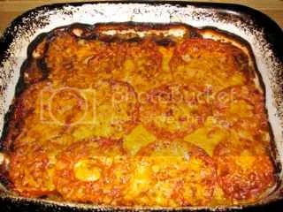 Potatoes Provencal Cooked