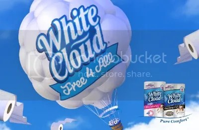 Dare To Compare White Cloud 2 Ply And 3 Ply Bath Tissue To