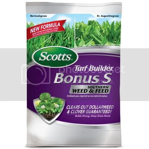 Scotts Turf Builder Bonus S
