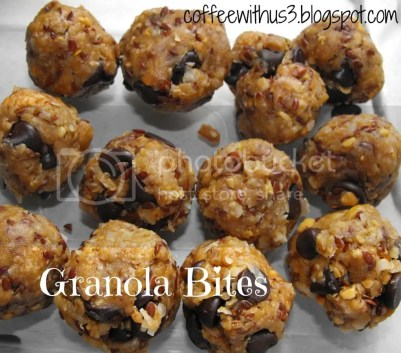 Granola Bites by Coffee With Us 3