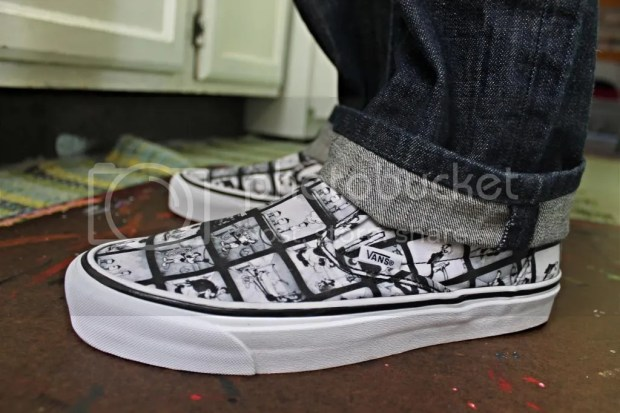 tmrsn - Vault x Opening Ceremony x Disney - OG Slip-On LX