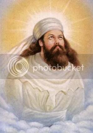 Zarathustra, Nabi pembawa ajaran Zoroaster.