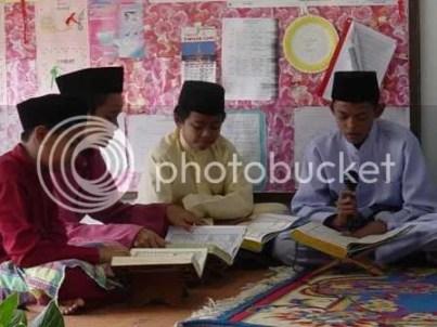 Mengaji Al-Qur'an