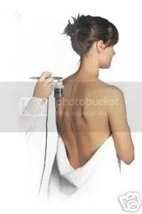 airbrush spray tan at home