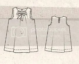 robe burda enfants hors série 35H 2011 magazine patron couture children sewing pattern dress