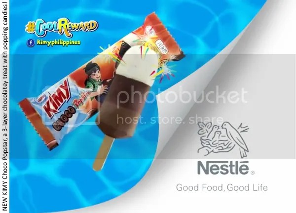 The New Kimy Choco Popstar, A Delicious Treat For Everyone
