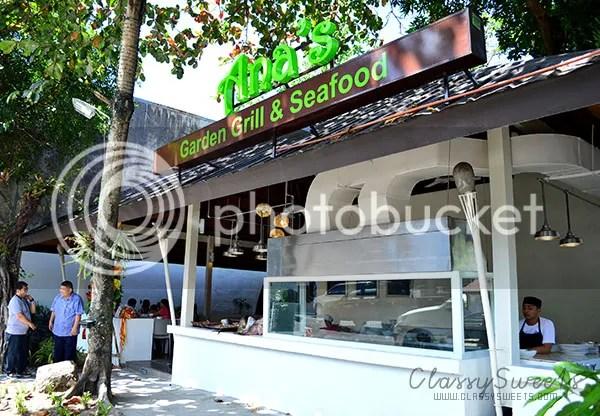 Ana's Garden Grill & Seafood Restaurant