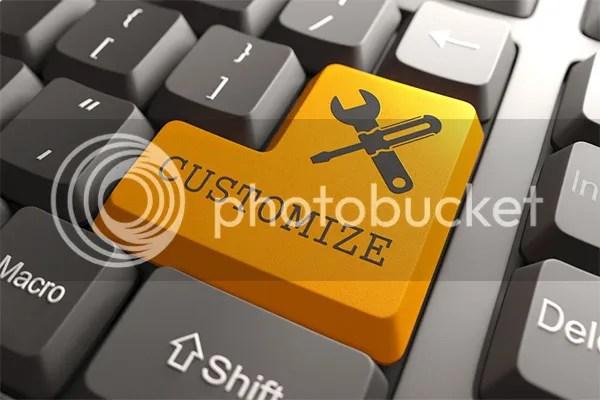 Everything Customized