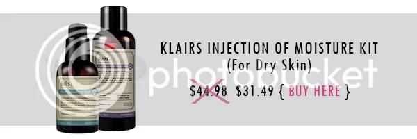 Klairs Injection of Moisture Kit