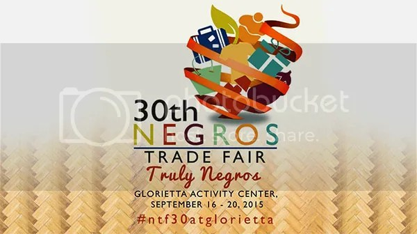 30th Negros Trade Fair: Truly Negros #NTF30AtGlorietta