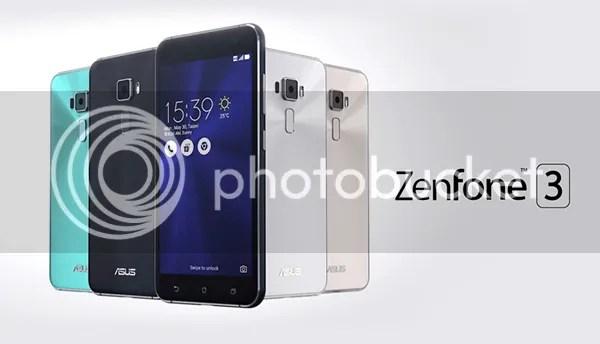 Sponsored Post: The New Asus ZenFone 3