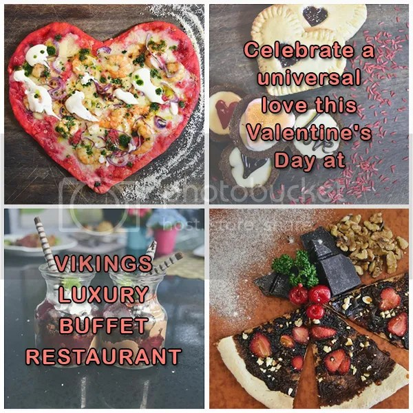 Valentine's Day Treats At Vikings Bacolod