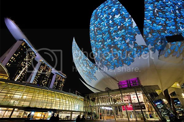 ArtScience Museum, Singapore: A Holiday Like No Other