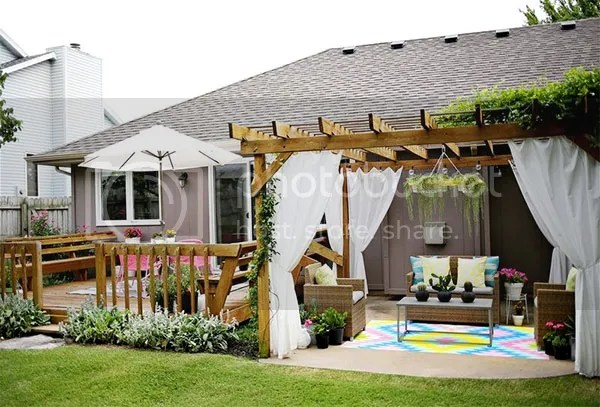 Backyard Plans For The Next Summer
