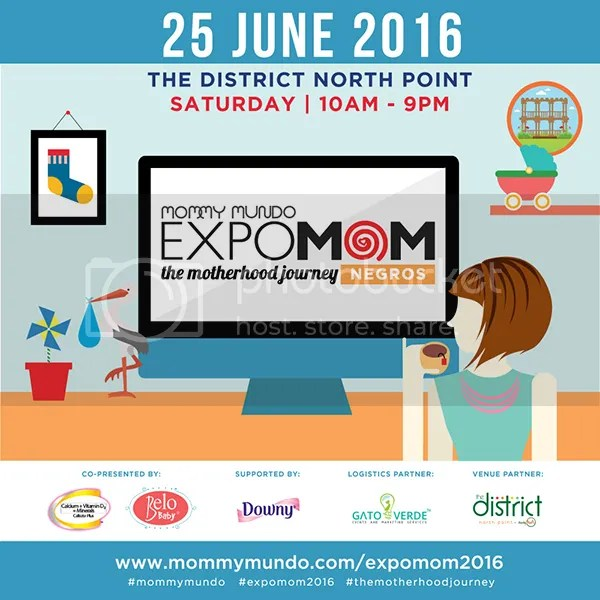 Expo Mom 2016 Goes To Bacolod