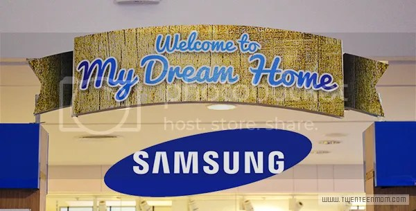 A Family's Dream Home Courtesy Of Samsung