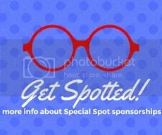Get spotted: more info on Special Spot Sponsorships