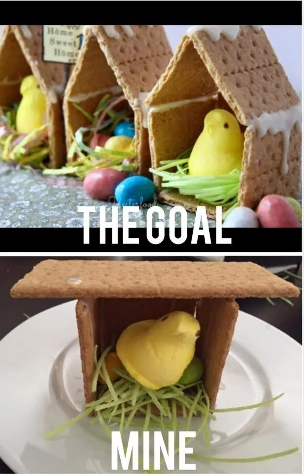 Easter craft fail