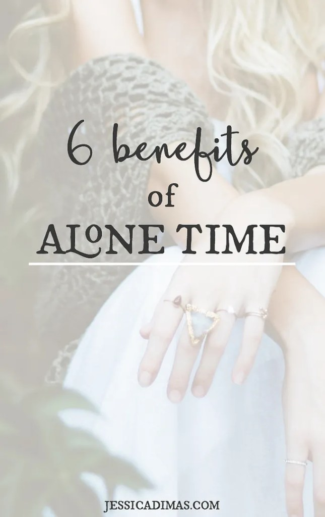 6 benefits from spending regular time alone