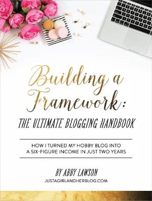 Building a Framework Review