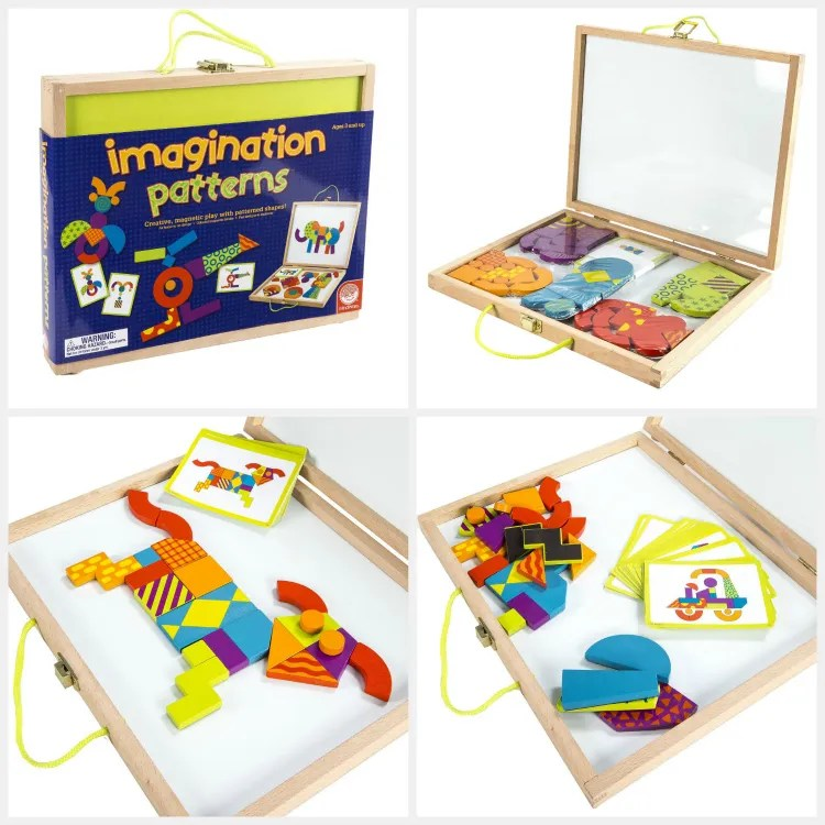 MindWare Imagination Patterns - educational gift guide for preschoolers