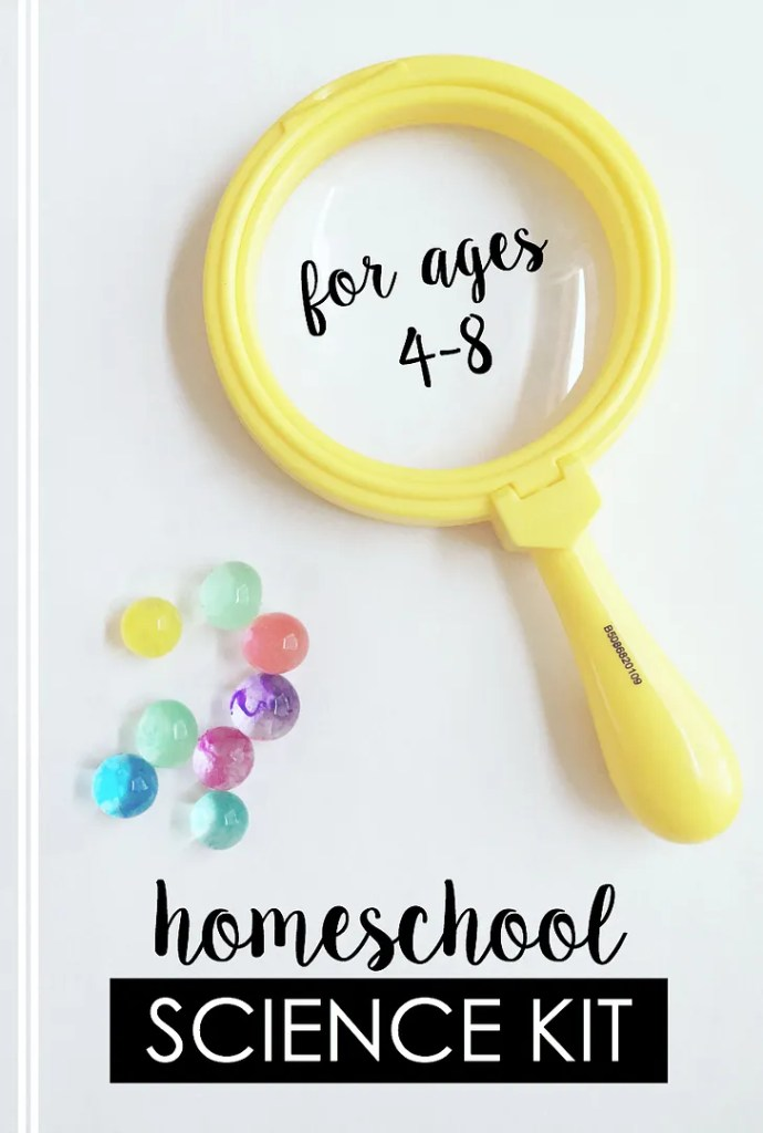 A fun, deluxe science kit with a 36-week curriculum guide, perfect for beginners!