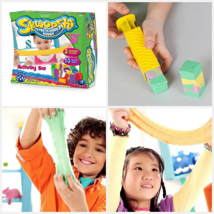 Skwooshi Activity Set - educational gift guide for preschoolers