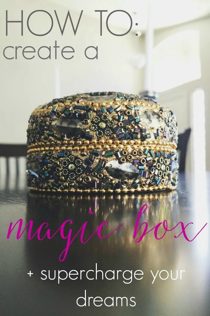 How to Create a Magic Box