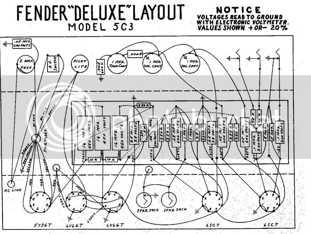 Mod To Tweed Deluxe Speaker Jack Question