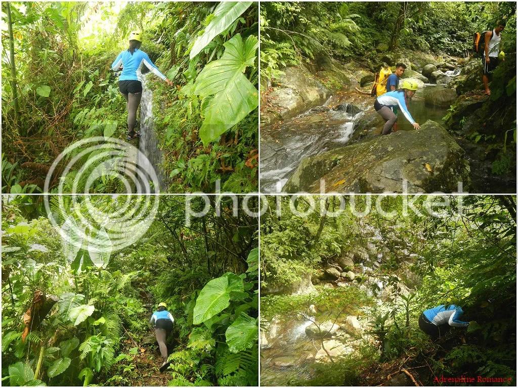 Canyoning in Biliran