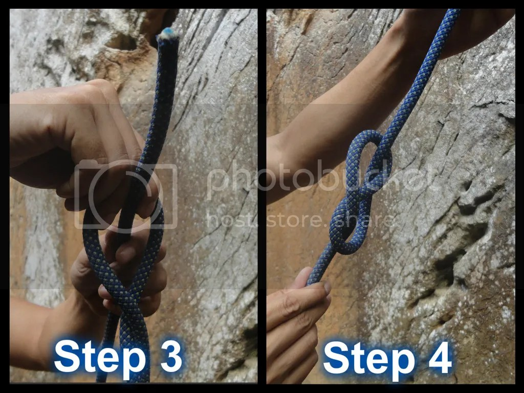 Rock Climbing Set Up