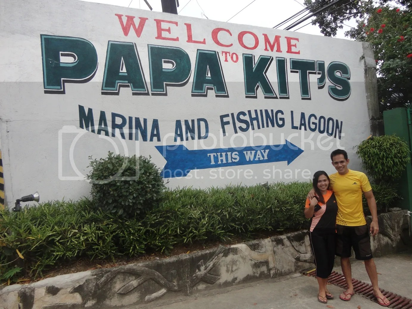 Papa Kits Marina and Fishing Lagoon