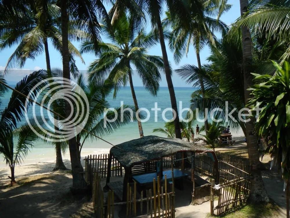 Hidden Beach Aloguinsan
