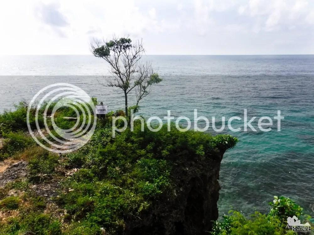 Jagna Sea Cliff