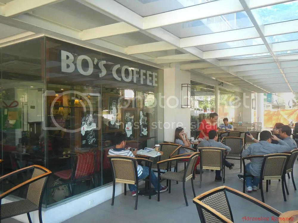 Bos Coffee Origins A Travel Companion