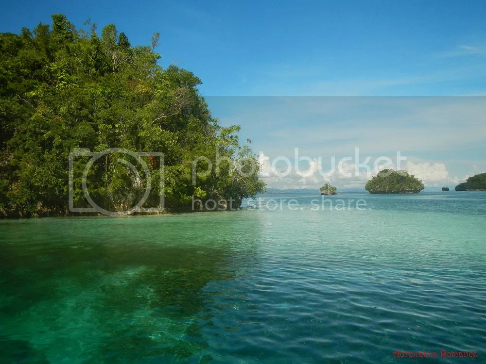 Bubon Group of Islets, Sohoton Bay