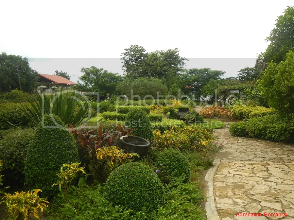 Garden of St. Augustine