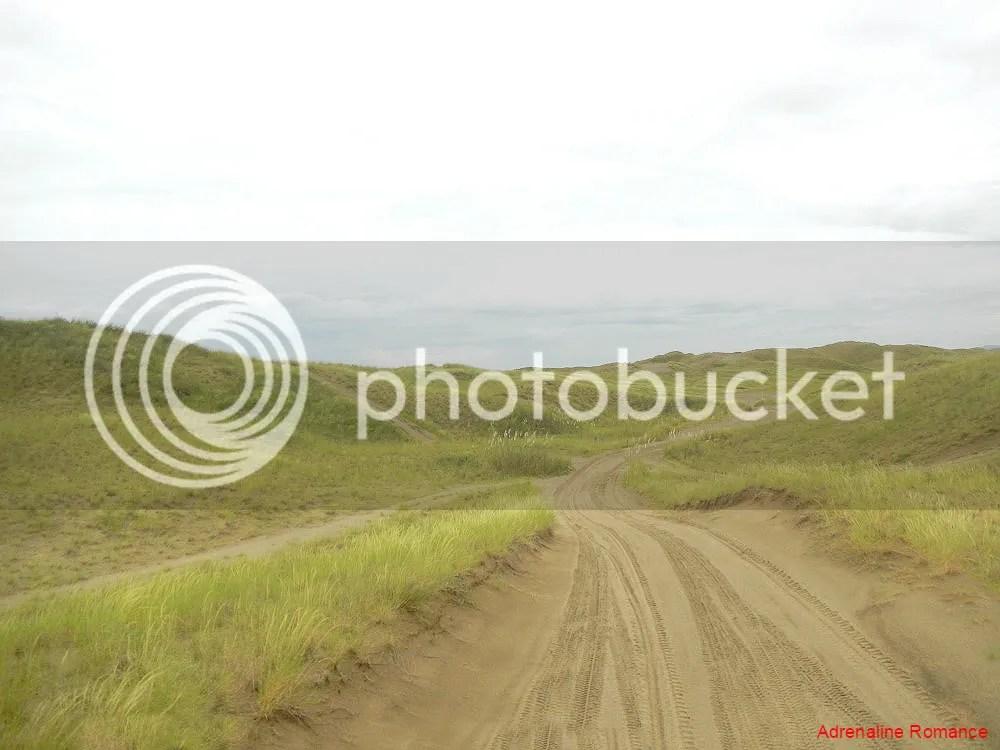 La Paz Sand Dunes