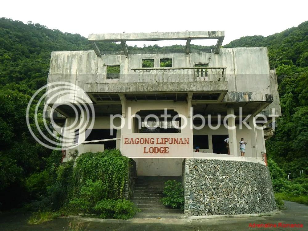 Bagong Lipunan Lodge Ruins