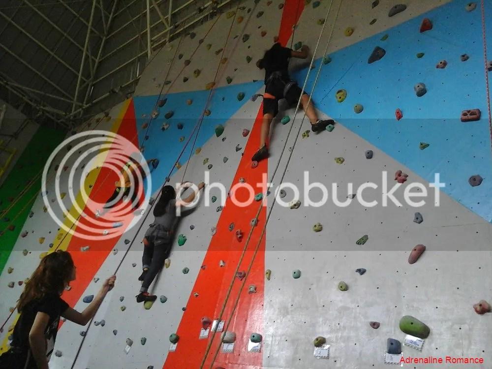 Adventure Central Indoor Climbing Center