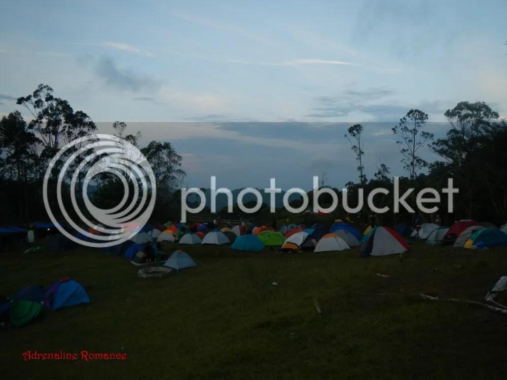 Lunatrek 12 Cebu Mountaineering Alliance at Mt. Manunggal