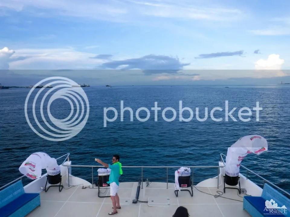 Sailing Around Cebu