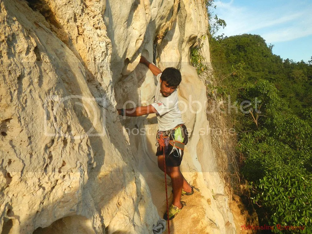 Multipitch Climb Cantabaco