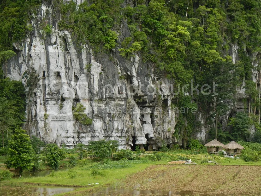 Elephant Cave Karst Mountain