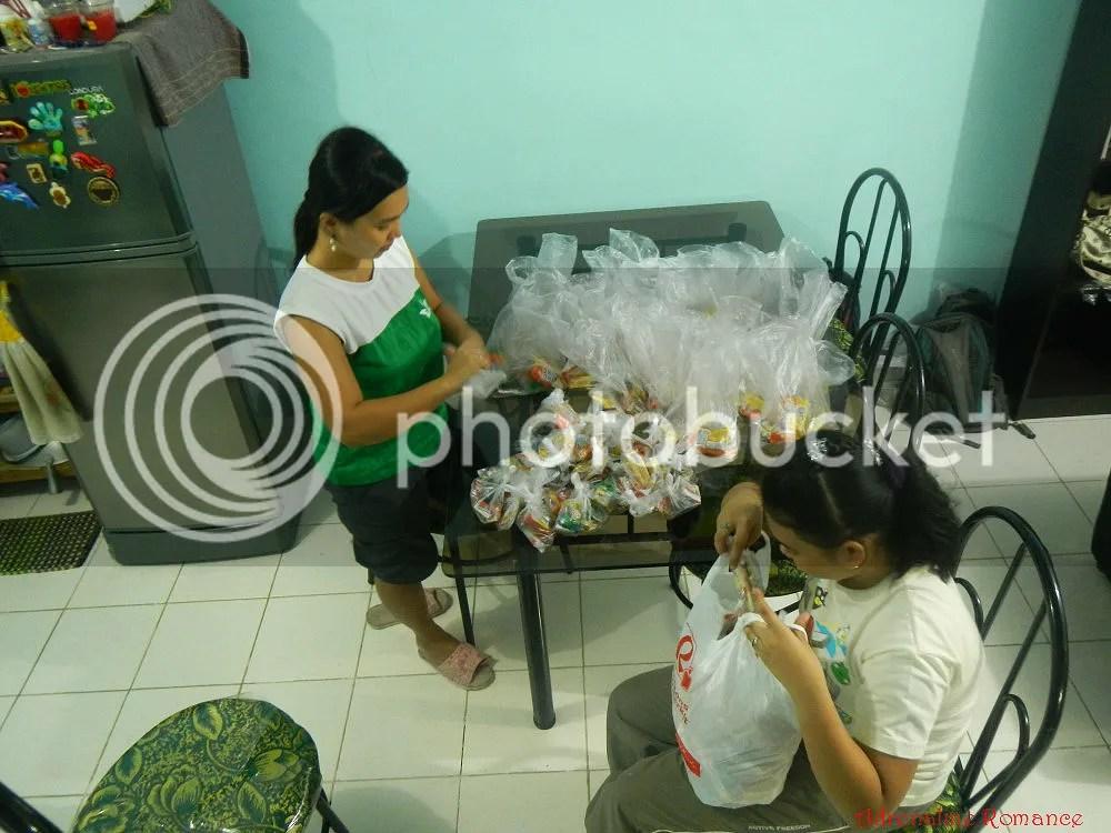Feeding Activity